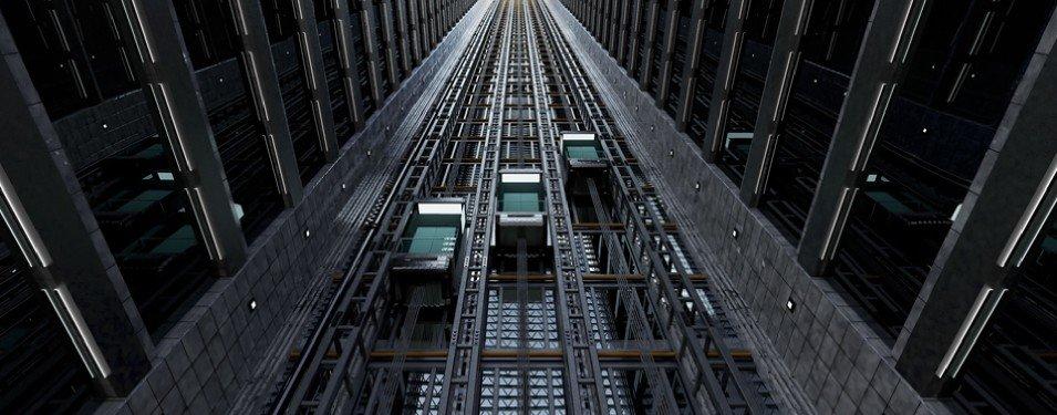 Aufzüge Firmengebäude