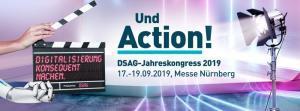 DSAG Jahreskongress 2019 Nürnberg