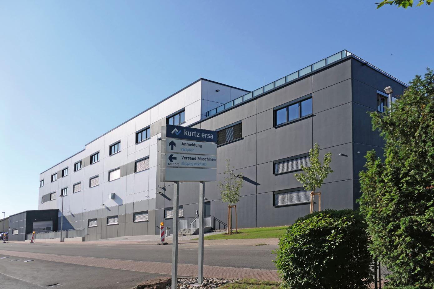 Ersa Produktionsgebäude