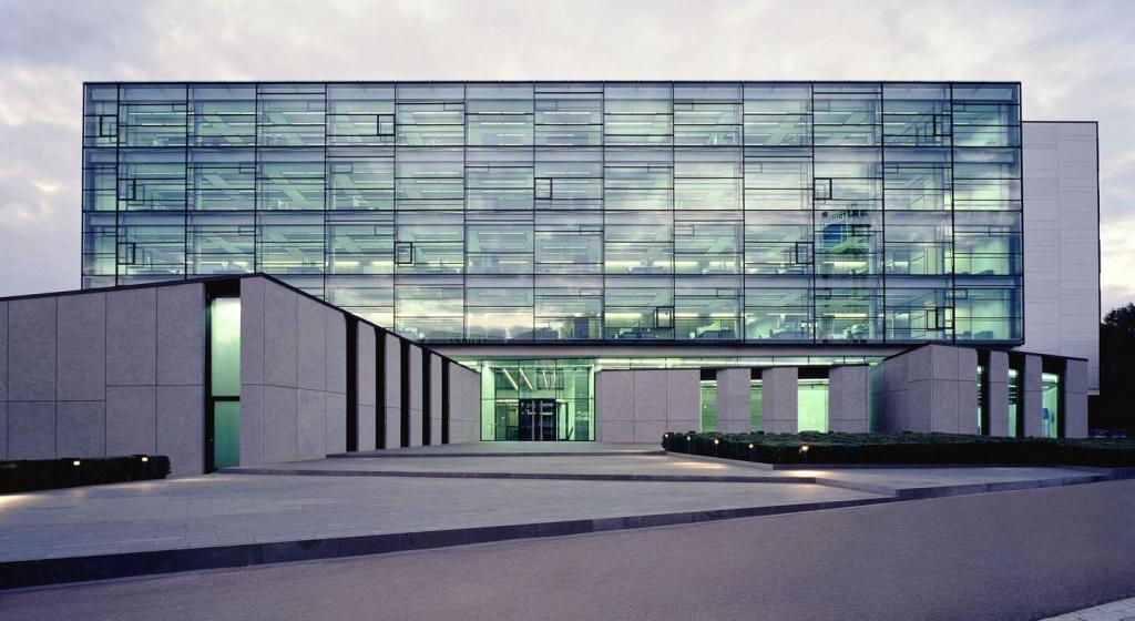 Firmengebäude Trumpf Ditzingen